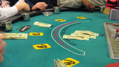 Photo of Things to consider in a blackjack game: